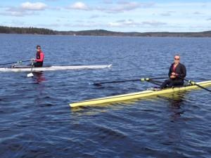 Rodd i Alingsås inför tävlingen