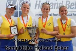Vi vann i Holland Beker!