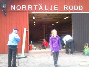 Materialdag på i Norrtälje!