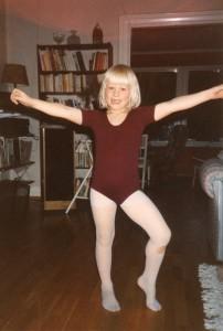 Ibland önskar jag att även jag börjat ro redan som liten!