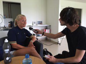 Sveriges Radio intervjuar mig om hälsa!